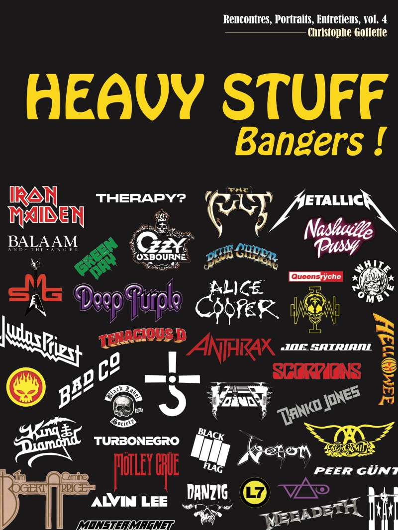 Couv Heavy Stuff Bangers
